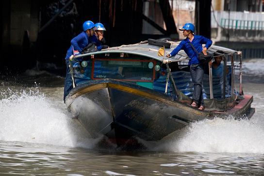 Khlong-Transport Как передвигаться по Таиланду