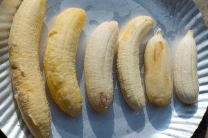 сколько видов бананов Пхукет Таиланд виды бананов фото