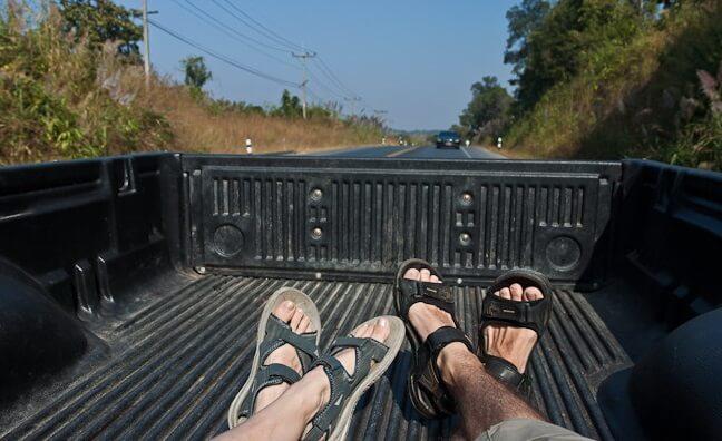 leto.today автостопом по таиланду Как добраться с Пхукета в Бангкок Бангкок Пхукет как добраться дешево