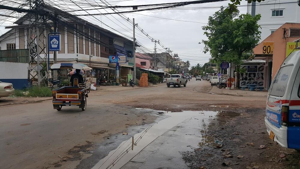 12 дороги во вьентьяне Поездка за визой из Бангкока во Вьентьян самостоятельно. Бангкок визаран.