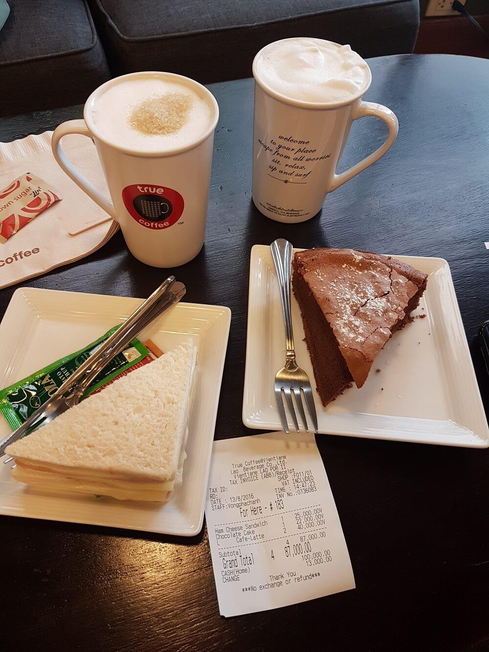 6 самый дорогой кофе лаос Поездка за визой из Бангкока во Вьентьян самостоятельно. Бангкок визаран.