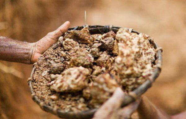 добыча драгоценных камней в таиланде (2)