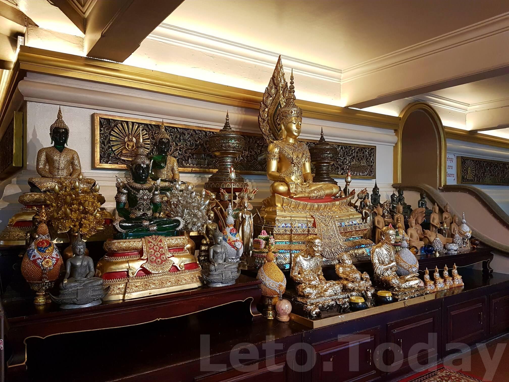 ват сакет leto.today (14) Обзорная площадка в Бангкоке - Ват Сакет