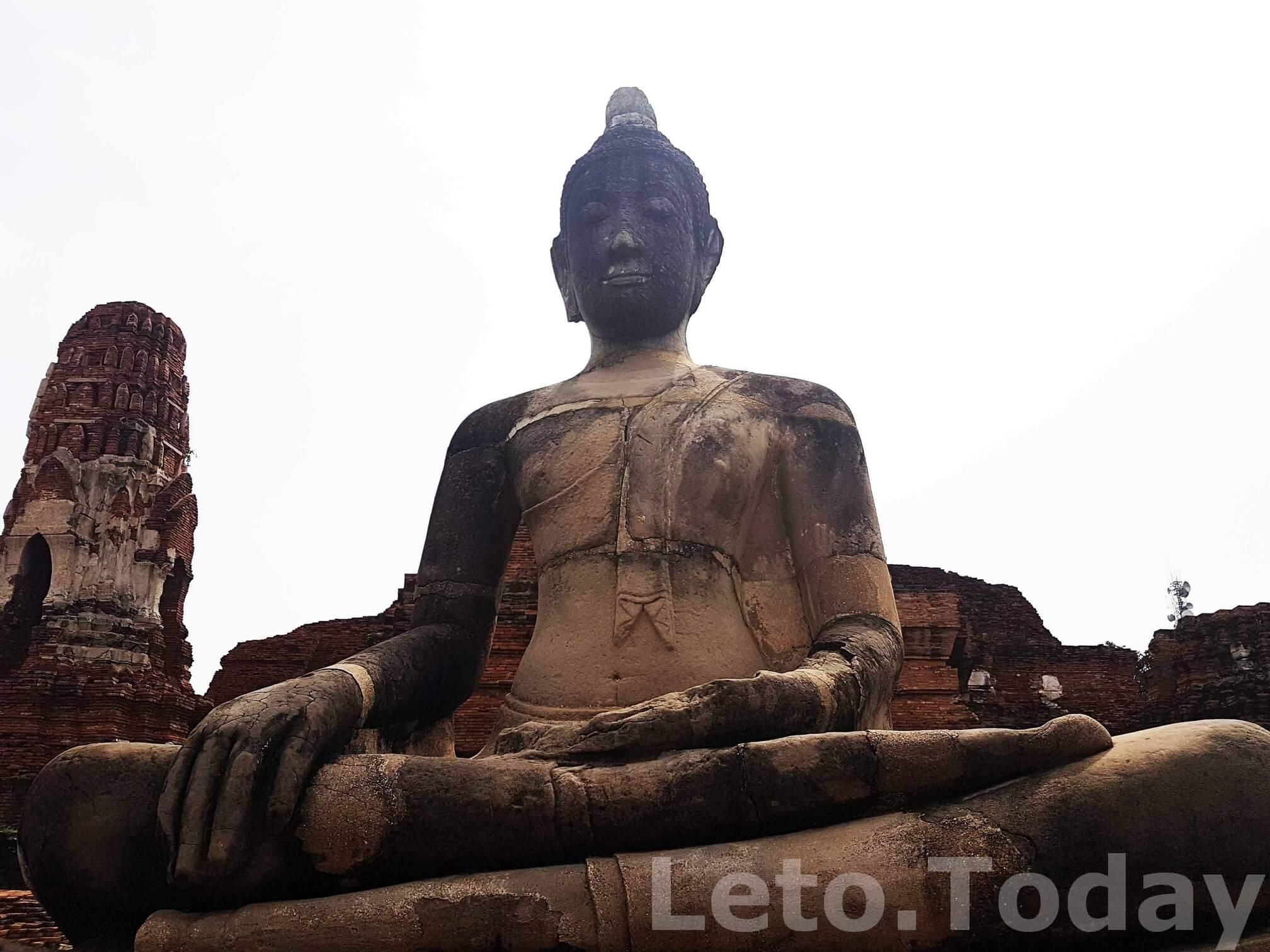 Будда город Аюттхая