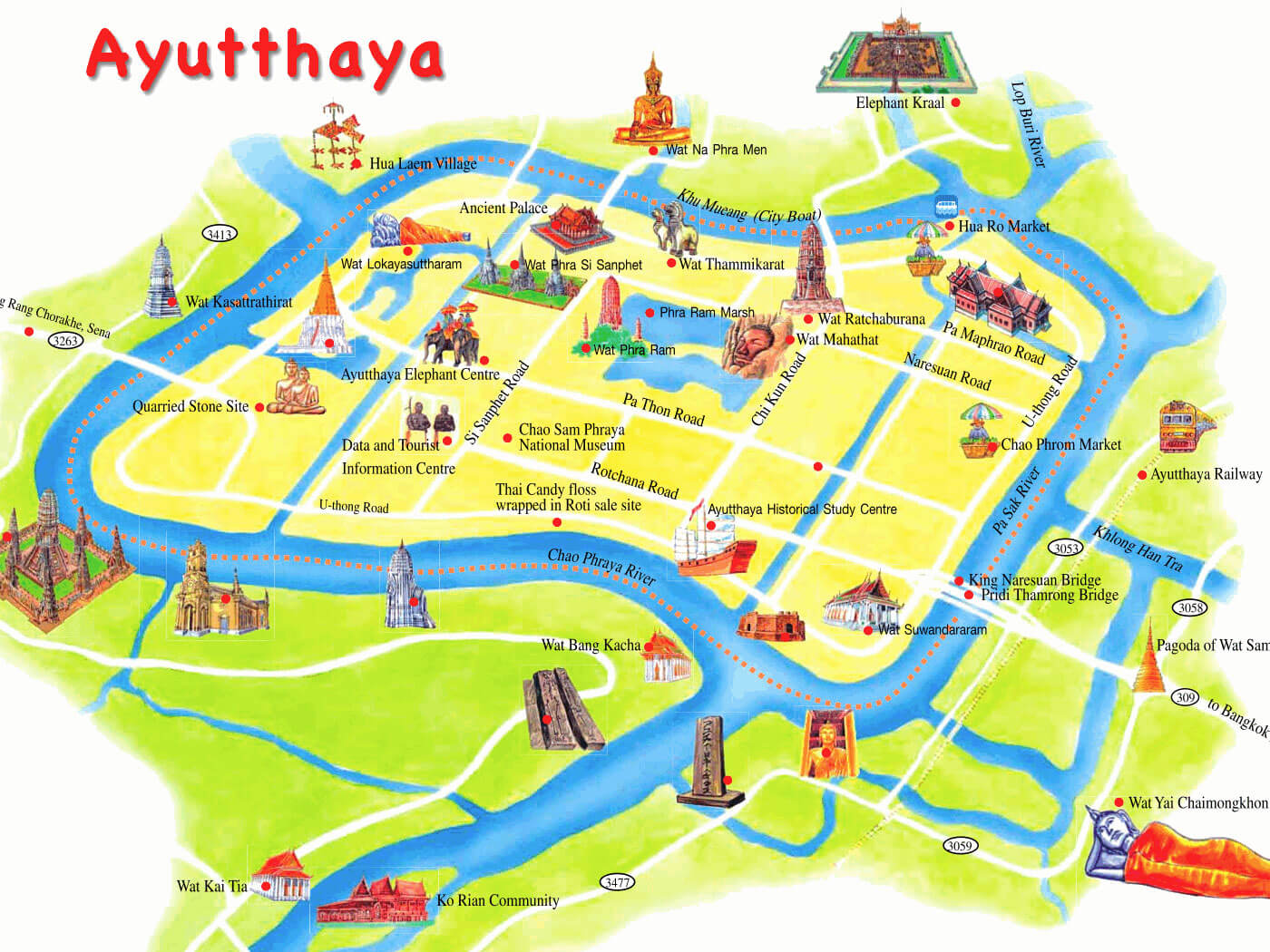 ayutthaya-historical-park-map