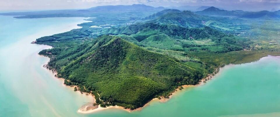 Phuket-island-view лучшие курорты Таиланда