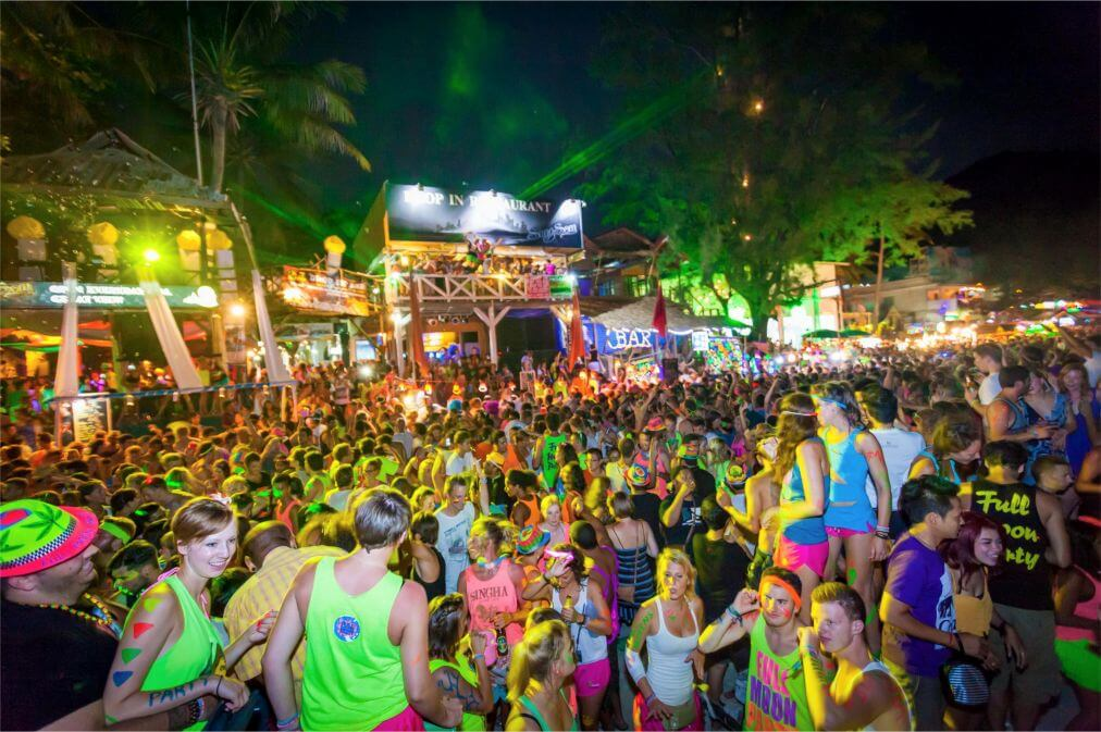 Vecherinka-polnoj-luny-na-Pangane_glav2 лучшие курорты Таиланда