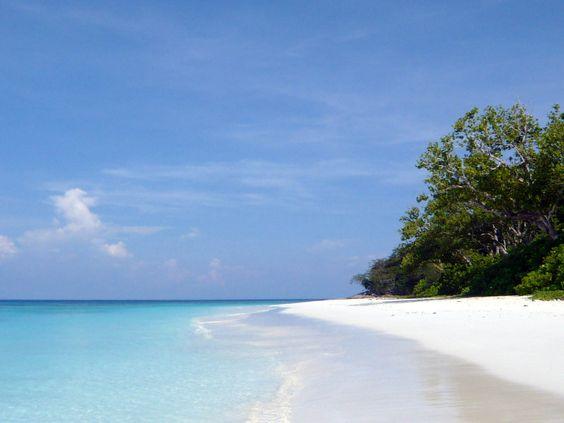 Tachai Beach, Thailand