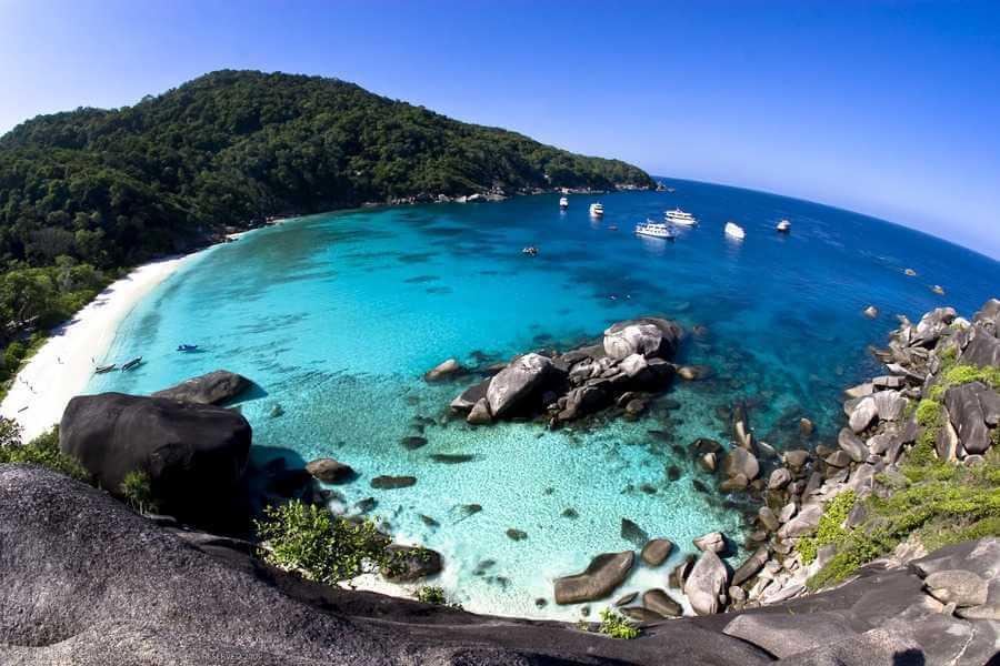 similan симиланские острова