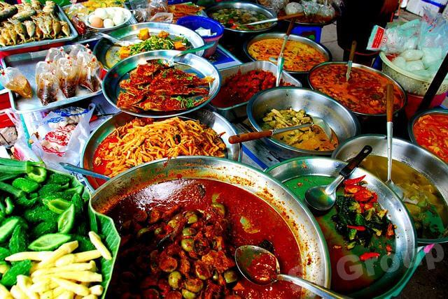 tajskaya-ulichnaya-eda тайская кухня