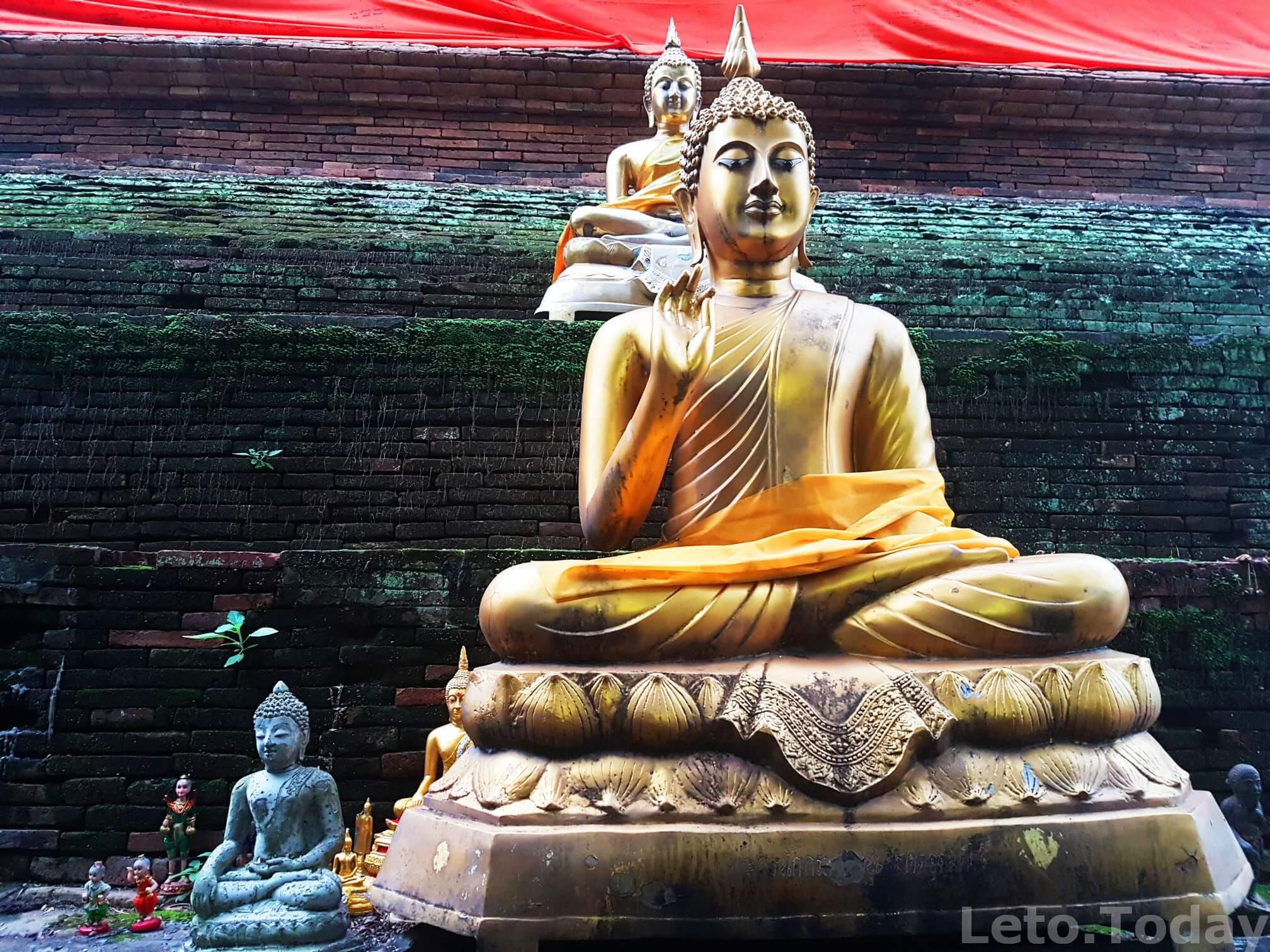 храмы таиланда чиангмай
