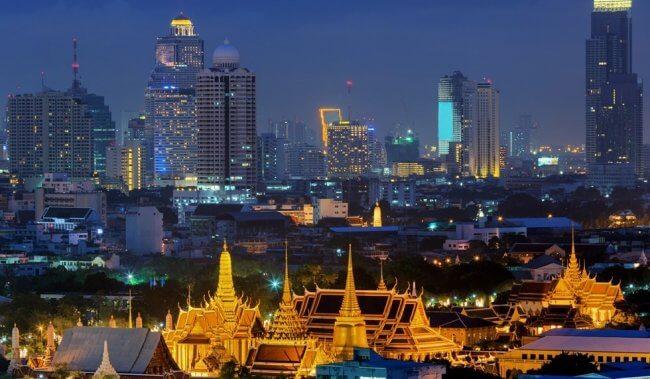 Бангкок сам по себе уже является достопримечательностью