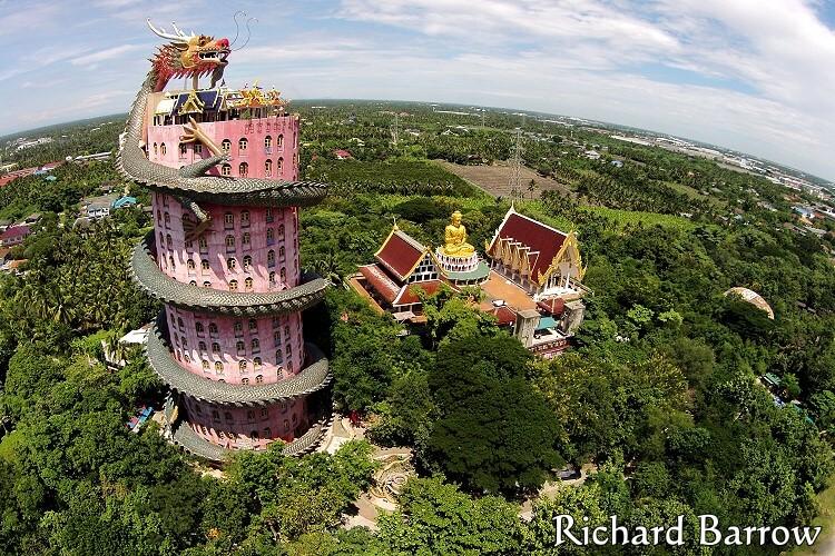 Бангкок, Wat Sampran