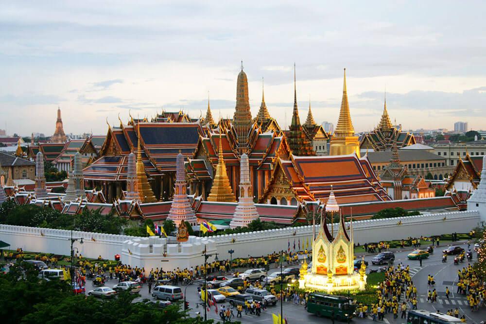 королевский дворец фото бангкок