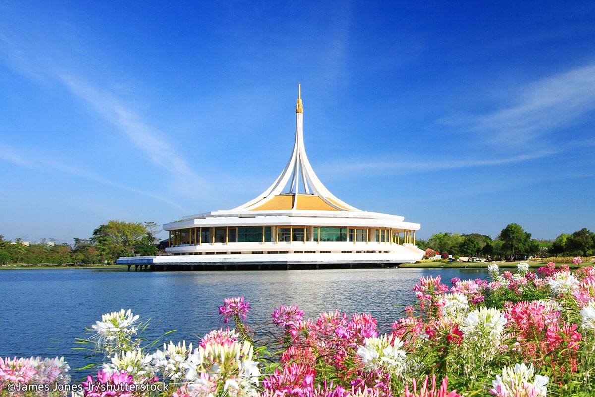 Парк Рамы IX, Бангкок