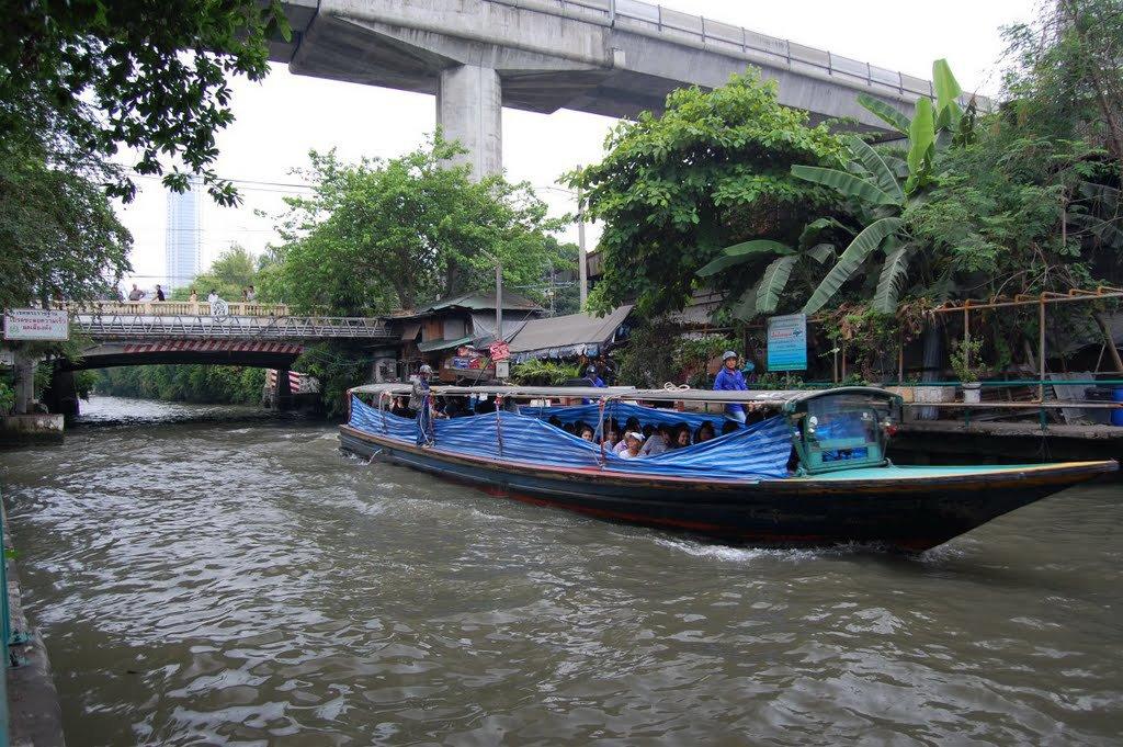 общественный транспорт в Бангкоке
